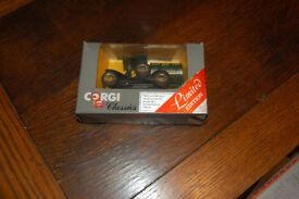 Corgi classic Ltd edition Ford Model T 880(3243510880) in original box
