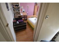 A bright and spacious 3 bed flat for rent on Caledonian Road