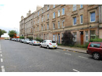 For May. Dickson Street/ Leith. One bedroomed quietly located 3rd floor flat available late May