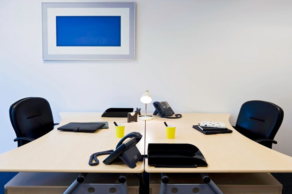 High quality office at Hillington Park from £28.30 Per SQ M