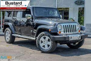 2012 Jeep WRANGLER UNLIMITED Sahara | DUAL TOP | HEATED SEATS