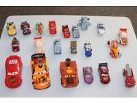 Lightning McQueen cars / vehicles bundle