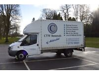 Experienced Removals Driver (3.5T Lutons) Required for Busy Aldershot Based Company
