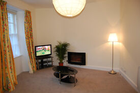 Central, University ,beside Appleton Tower. Renovated and redecorated ground floor 1 bedroomed flat