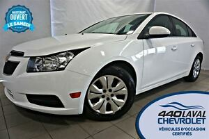 2015 Chevrolet Cruze LT*TURBO*A/C*BLUETOOTH*