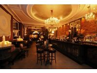 Jewel Piccadilly - Beautiful Cocktail Bar is now hiring Bartenders, Bar Support & Waiting Staff!!