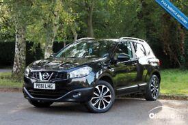 2011 Nissan Qashqai 1.5 dCi N-TEC 2WD 5dr £7695