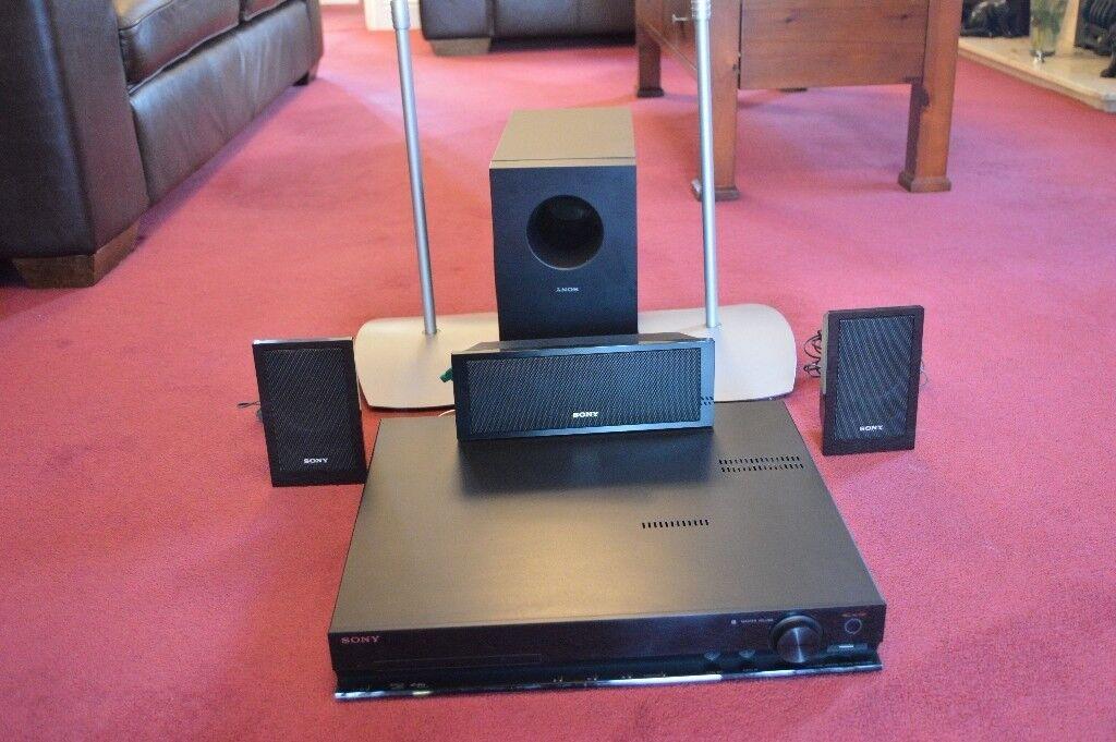 Sony Home Theatre System DAV-SR1
