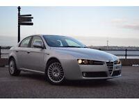 AlfaRomeo 159 1.9jtd Turismo,diesel,7MOT,FULL service hist,HPI clear,94k,56-06