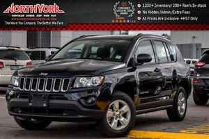 2016 Jeep Compass Sport|CleanCarProof/1-Owner|Cruise/Traction Cn