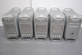 Power Mac G4 Apple Computer Hard Drives wiped therefore no operating system installed. Job Lot of 5