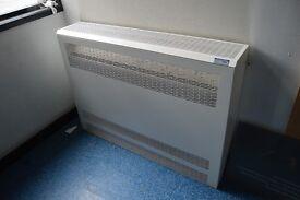 Pendock radiator cover