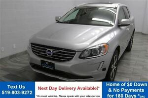 2015 Volvo XC60 T6 PREMIER PLUS! AWD TURBO! NAVIGATION! LEATHER!