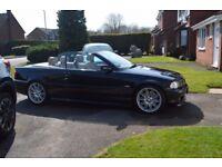 BMW 3 SERIES 3.0 330Ci Sport, 2 door, Convertible *83000 MILES!*