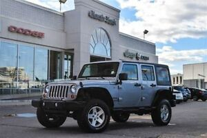 2013 Jeep WRANGLER UNLIMITED 4X4Sport|Manual|Sat Rdio|Running Br