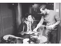 Drum Lessons for beginners at Peckham Studios (Discounted Prices)