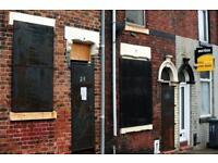 PROPERTY WANTED ~ HOUSE GARAGE BUNGALOW DERELICT RUN DOWN DECEASED ESTATE