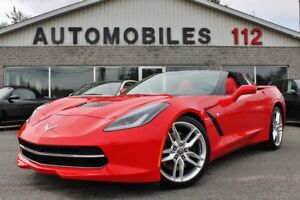 2014 Chevrolet Corvette Stingray Z51 2LT / GPS / Magnetic ride /