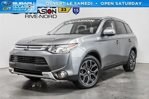 2015 Mitsubishi Outlander GT 7.Pass+CUIR+TOIT.OUVRANT