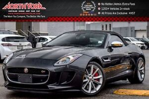 2015 Jaguar F-Type V6 S Supercharged|Performance Seats|Nav|Switc