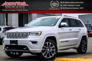 2017 Jeep Grand Cherokee NEW Car Overland|4x4|Safety Pkg|Sunroof