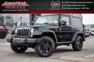 2016 Jeep Wrangler NEW Car|Sport 4x4|Manual|Dual Tops/Connect/To