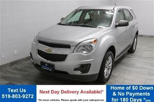 2011 Chevrolet Equinox LS w/ POWER PACKAGE! ALLOYS! CRUISE CONTR