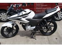 **CHRISTMAS SALE NOW ON**HONDA CBF 125**£1495**