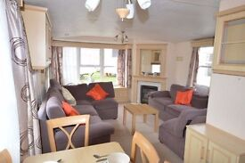 Cheap pre-loved static holiday home available on stunning Yorkshire Park.