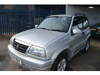 2003 suzuki Grand VITARA 16V SE in very good condition 1 year MOT Until 2018 APRIL