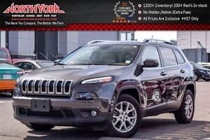 2015 Jeep Cherokee North|CleanCarProof|Nav|Cold Wthr Grp|R-Start