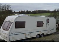 Avondale rialto 640-6 twin axel with full size awning and extras 2002