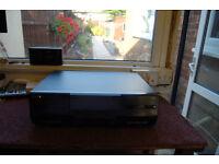 Kenwood Black Stereo Double Cassette Deck, Model KXF-W4030