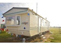 3 bedroom static home to rent in steeple bay holiday park.