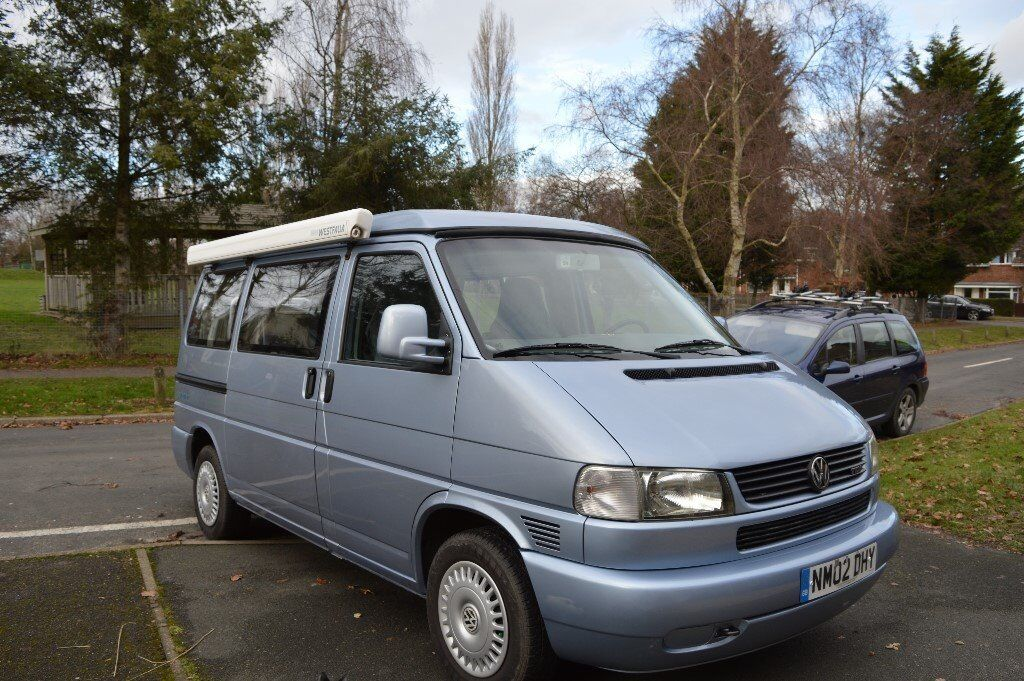 vw transporter t4 california original westfalia campervan in hythe hampshire gumtree. Black Bedroom Furniture Sets. Home Design Ideas