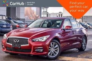 2014 Infiniti Q50 Premium AWD|Nav|Sunroof|BOSE|Leather|Backup Ca