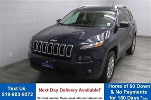 2015 Jeep Cherokee 4WD NORTH w/ POWER SEAT + LIFTGATE! BLUETOOTH