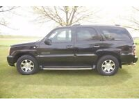 Cadillac Escalade 2003 6.0 4 wheel drive, 4x4 AWD GREAT SOUND