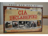 CIA Declassified [DVD Box Set]