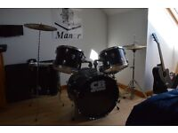 Black CB Drum Kit
