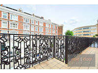 Charming 3 bedroom apartment near Kensington Olympia station in West Kensington W14