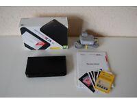 Boxed Black Nintendo 3DS XL Console