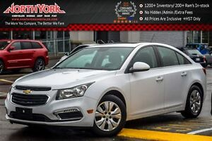 2016 Chevrolet Cruze LT Sunroof|R.Start|Backup Cam|Pioneer Audio