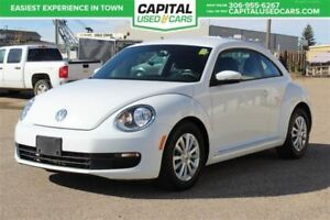 2016 Volkswagen Beetle Coupe **ACCIDENT FREE**  **BACKUP CAMERA*