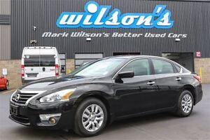 2013 Nissan Altima 2.5 S POWER PACKAGE! CRUISE CONTROL! $57/WK,