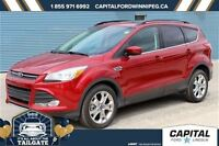 2014 Ford Escape SE 4WD *Leather-Sunroof-Power Seat*