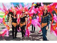 VOLUNTEERS WANTED! Wear a costume at Edinburgh Festival Carnival, 16th July 2017