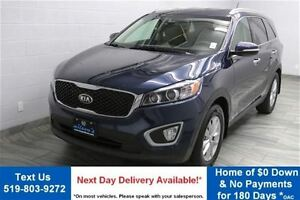 2016 Kia Sorento 2.4L LX AWD w/ ALLOYS! HEATED SEATS! POWER PACK