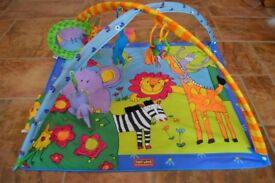 Tiny Love Gymini Super Deluxe Baby Play Mat / Activity Centre