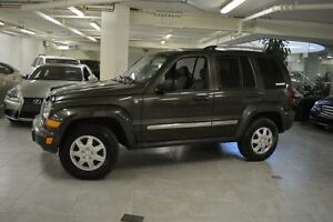 2006 Jeep Liberty Limited DIESEL 4W
